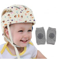 Chhota Bheem Baby Safety Helmet Multicolor