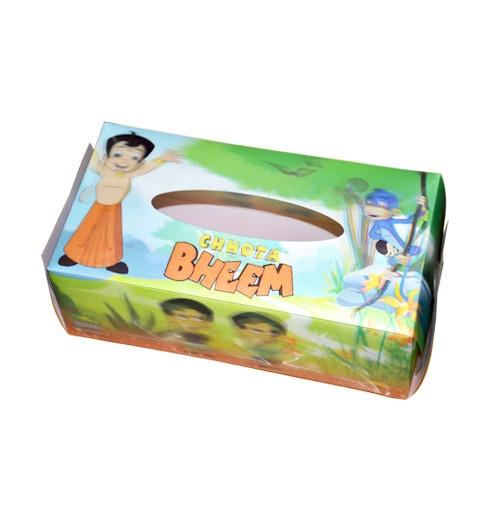 Chhota Bheem 3D Tissue Box - 4537