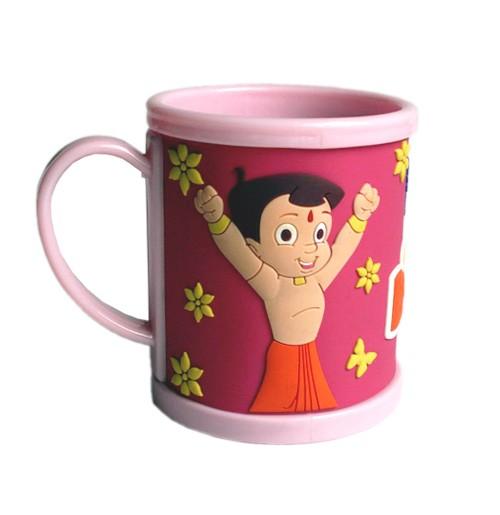 Chhota Bheem and Chutki Mug