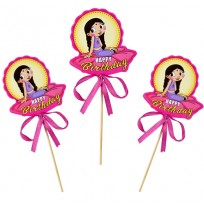Chutki Cake Topper Pack of 3 Pc