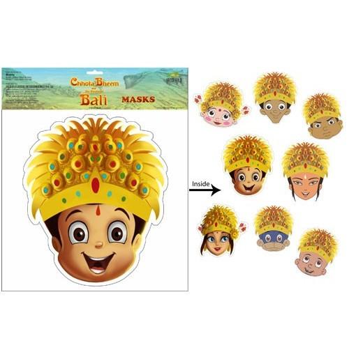 Chhota Bheem and The Throne Of Bali - Masks