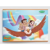 Chhota Bheem Drawing Book-4