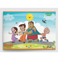 Chhota Bheem Drawing Book-1