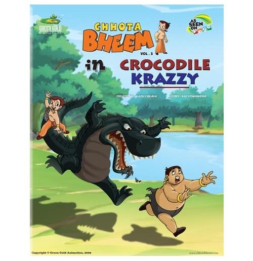 Crocodile Krazzy - Vol. 5