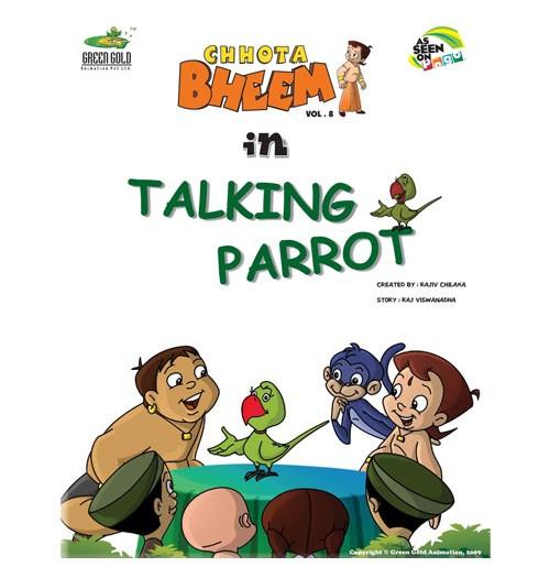 Talking Parrot - Vol. 8