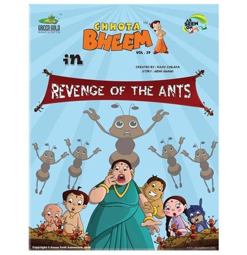 Revenge Of The Ants - Vol. 39