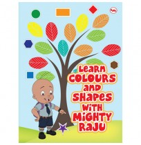 Learn Colours & Shapes With Mighty Raju