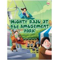 Mighty Raju At The Amusement Park