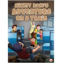 Mighty Rajus Adventure On A Train