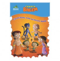 Mini Coloring and Activity Book - 1