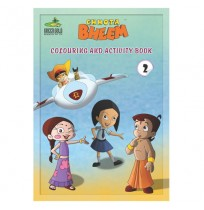 Mini Coloring and Activity Book - 2