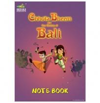 Chhota Bheem & The Throne Of Bali - Note Book