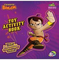 Toy Activity Book