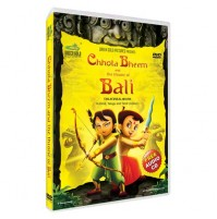 Chhota Bheem & The Throne Of Bali - Movie DVD