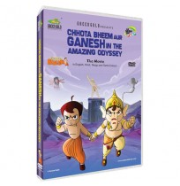 Chhota Bheem Aur Ganesh In The Amazing Odyssey - Movie