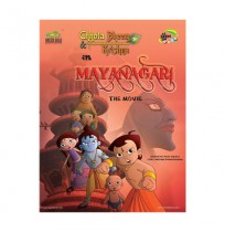 Chhota Bheem and Krishna in Mayanagari - Comic