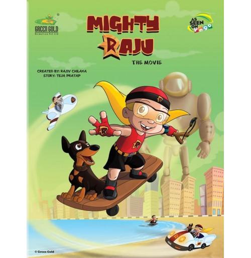 Mighty Raju - Comic