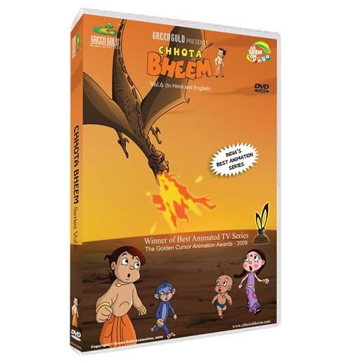 Chhota Bheem DVD - Vol. 6