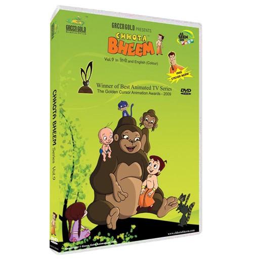 Chhota Bheem DVD - Vol. 9
