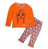 Chutki Night Suit Orange