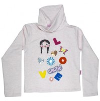 Chutki Sweat Shirt Pink