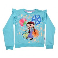 Chutki Sweat Shirt Blue