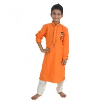 Ethnic Wear - Boys Kurta Pajama 2 Pc Set