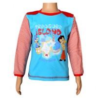 Chhota Bheem Full Sleeve T-Shirt - Blue Radiance