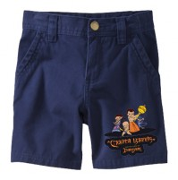 Chhota Bheem Shorts - Group - Blue