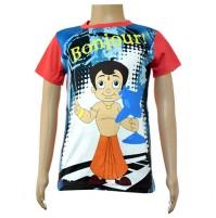 Boys Sublimation T-Shirt - Blue