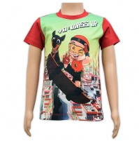 Sublimation T-Shirt - Red