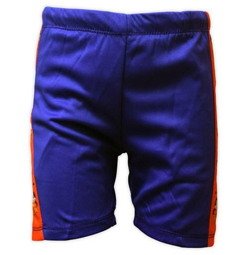Chhota Bheem Boys Swim Shorts - Purple