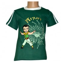 Arjun T-Shirt - Green