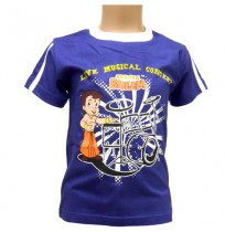 Chhota Bheem T-Shirt - Navy Blue