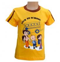Chhota Bheem T-Shirt - Yellow