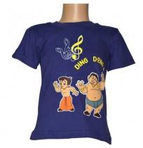 Chhota Bheem T-Shirt - Navy Blue