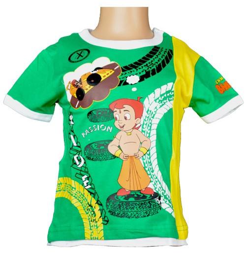 Chhota Bheem T-Shirt - Green