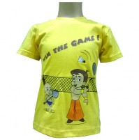 Chhota Bheem T-Shirt - Yellow