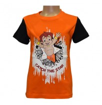 Chhota Bheem Boys T-Shirt - Orange