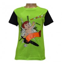 Chhota Bheem Boys T-Shirt - Green