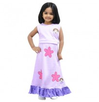 Chutki Dress (Sleeveless Top + Skirt)