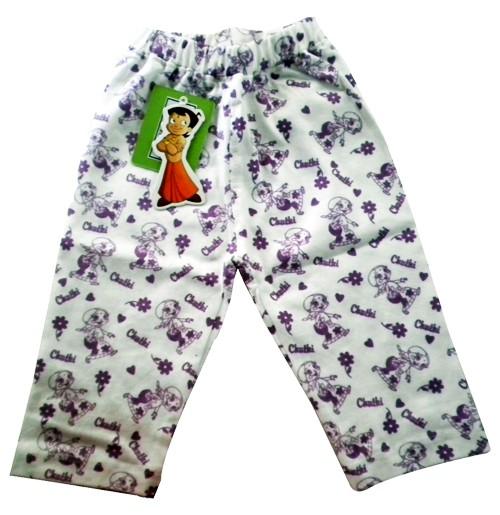 Infants Legging - Purple