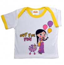 Infant Wear - Yellow and White