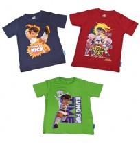 Kung Fu Dhamaka Combo T Shirt  2