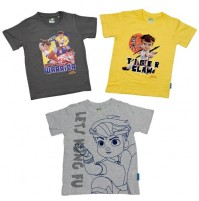 Kung Fu Dhamaka Combo T Shirt  6