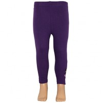 Chutki Girls Legging - Purple