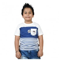Chhota Bheem - Let's Take Selfie T-shirt - White