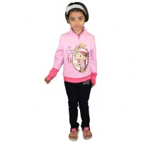Chutki Sweat Shirt - Pink