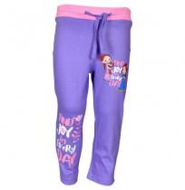 Chutki Track Pant - Purple