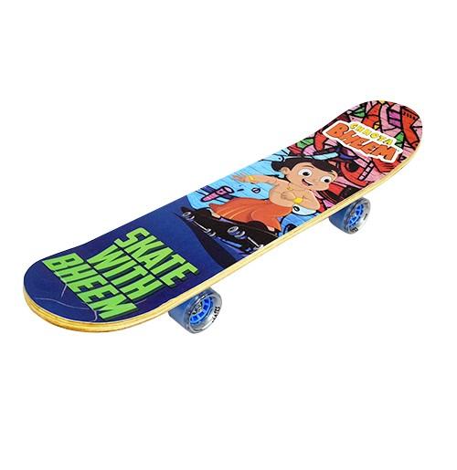 Chhota Bheem Skateboard Wooden-Street Graffiti